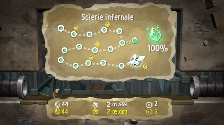 Ethan: Meteor Hunter Screenshot 4