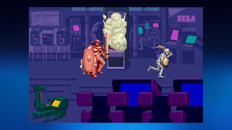 Golden Axe Screenshot 2