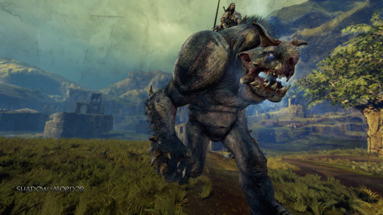 Middle-earth: Shadow of Mordor Screenshot 1