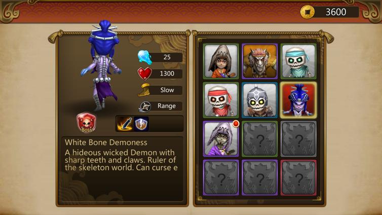 Monkey King Saga Screenshot 3