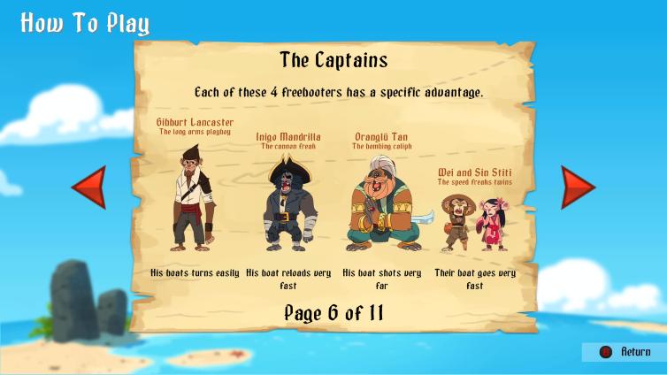 Monkey Pirates Screenshot 4
