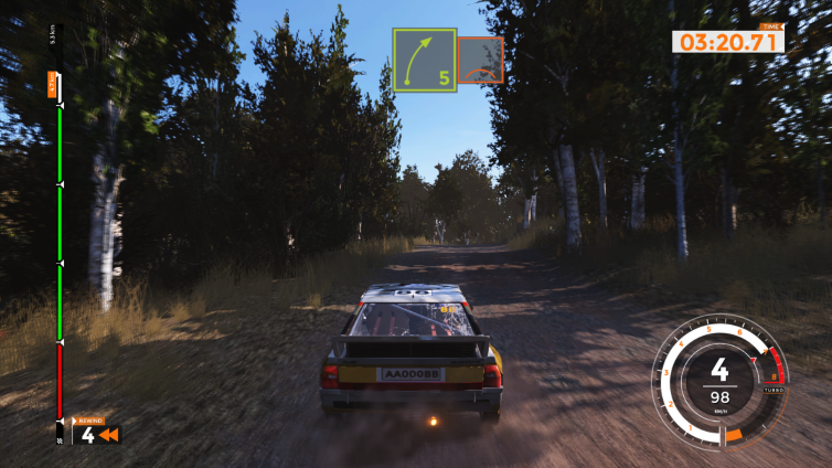 Sébastien Loeb Rally Evo Screenshot 2
