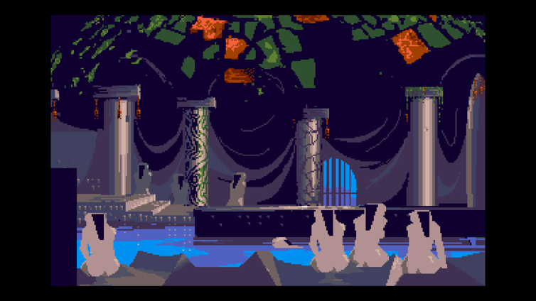 Another World: 20th Anniversary Edition Screenshot 4