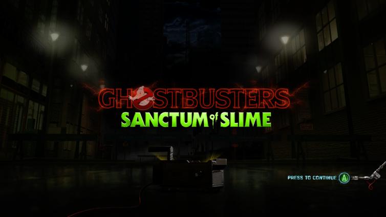 Ghostbusters: Sanctum of Slime Screenshot 2