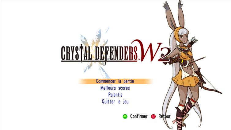 Crystal Defenders Screenshot 1