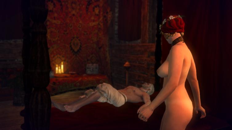 The Witcher 2: Assassins of Kings (EU) Screenshot 2