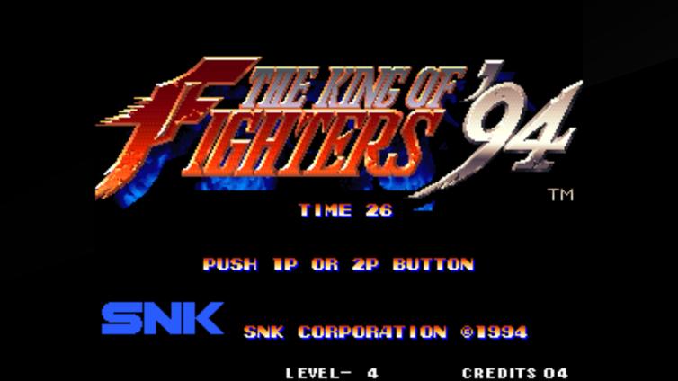 ACA NEOGEO THE KING OF FIGHTERS '94 Screenshot 3