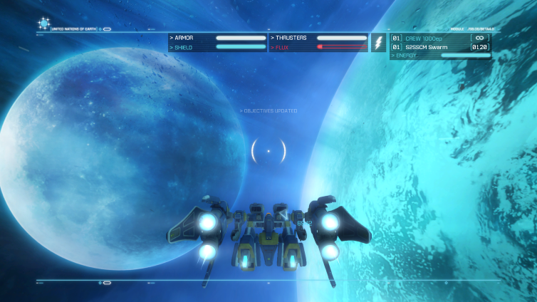 Strike Suit Zero: Director's Cut Screenshot 4