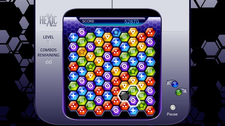 Hexic HD Screenshot 1