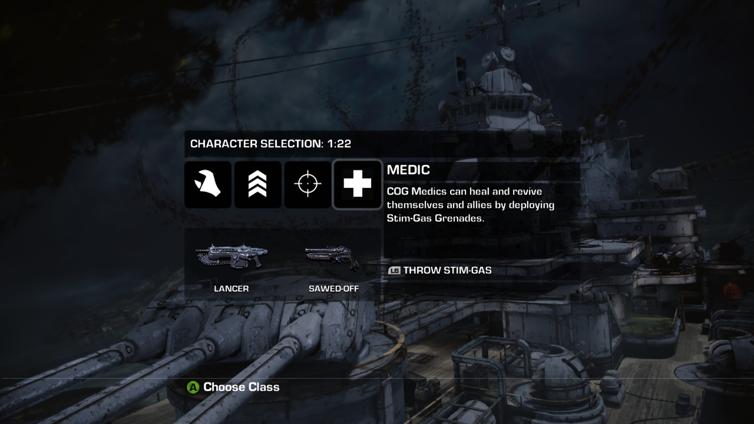 Gears of War: Judgment Screenshot 1