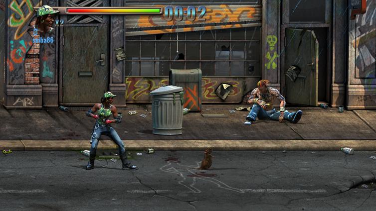 Raging Justice Screenshot 2