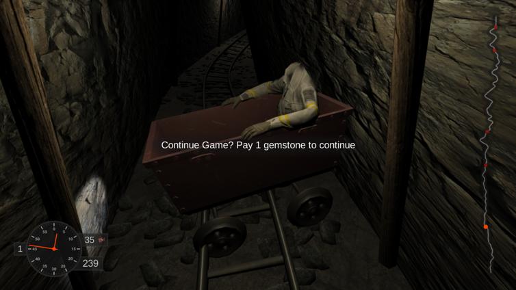 Mining Rail Screenshot 1