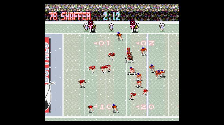 Tecmo Bowl Throwback Screenshot 4