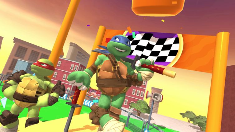 Nickelodeon: Kart Racers Screenshot 2
