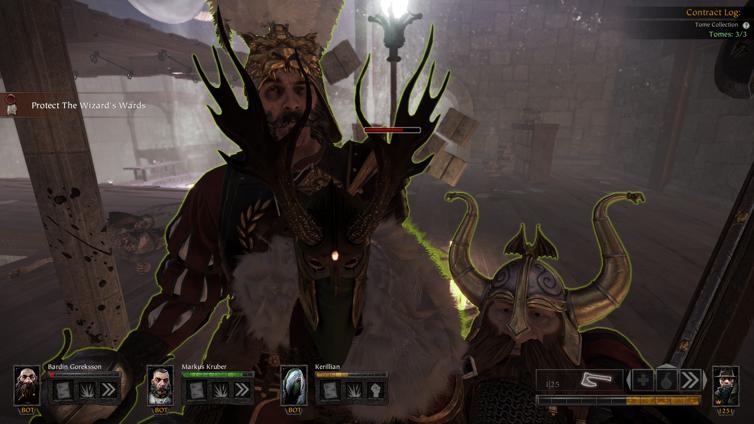 Warhammer: End Times - Vermintide Screenshot 1