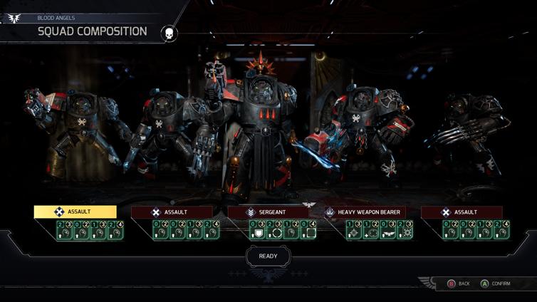 Space Hulk: Tactics Screenshot 1