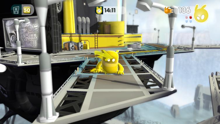 de Blob 2 (Xbox 360) Screenshot 1