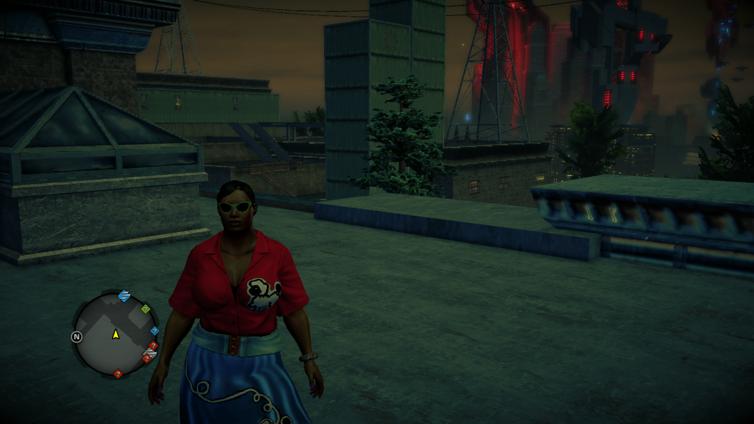 Saints Row IV (AU) Screenshot 1