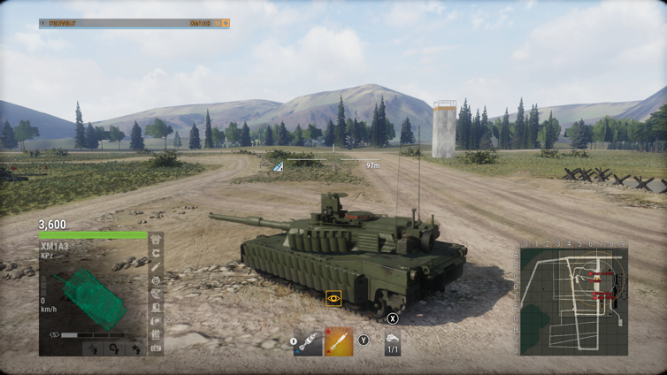 Armored Warfare Screenshot 2