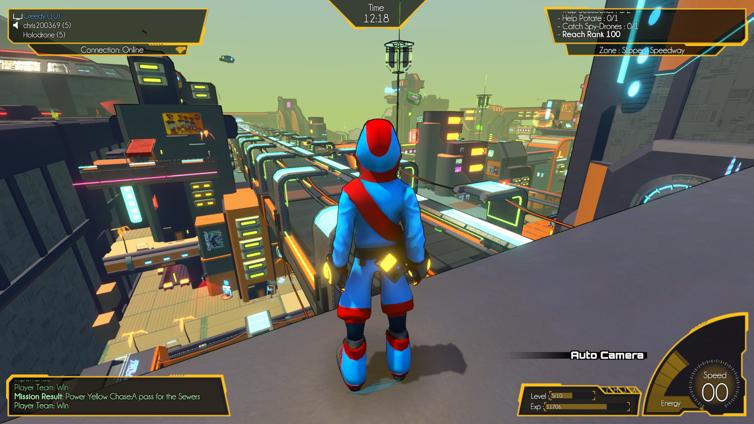 Hover Screenshot 1