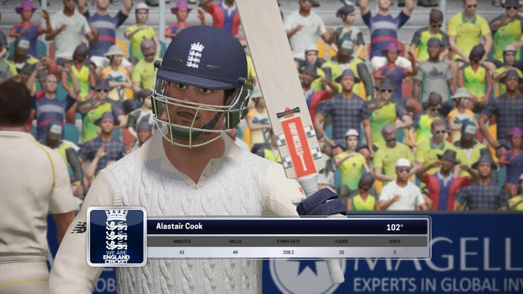 Ashes Cricket Screenshot 4