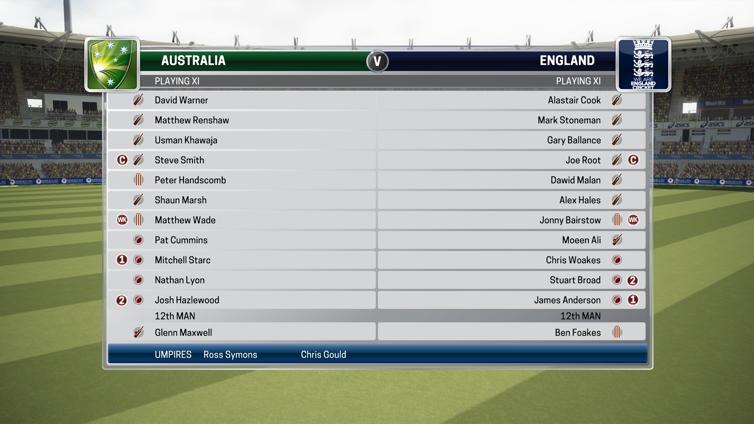 Ashes Cricket Screenshot 3