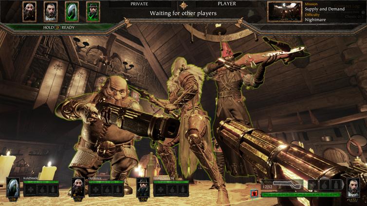 Warhammer: End Times - Vermintide Screenshot 2