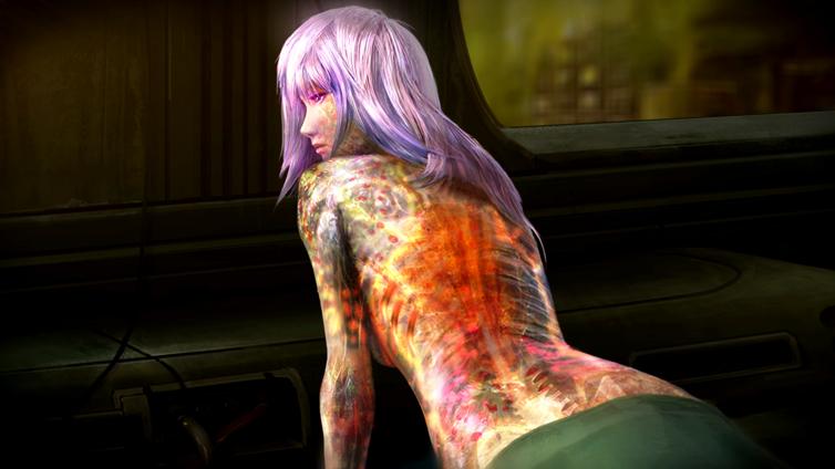 Crimson Dragon Screenshot 1