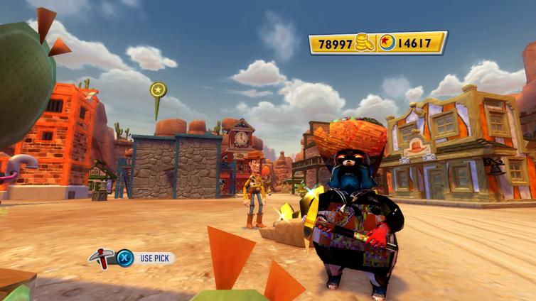 Toy Story 3 Screenshot 3