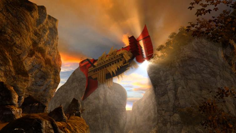 Divinity II: The Dragon Knight Saga (EU) Screenshot 1