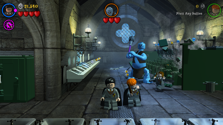 LEGO Harry Potter Collection Screenshot 3