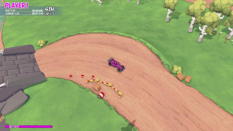 Wheelspin Frenzy Screenshot 3