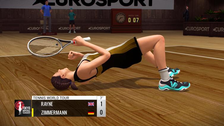 Tennis World Tour Screenshot 3