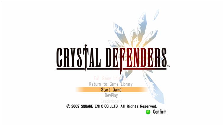 Crystal Defenders Screenshot 3