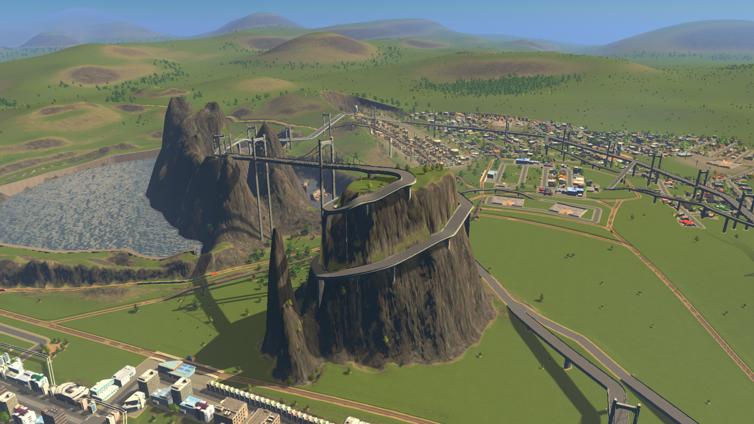Cities: Skylines Screenshot 4