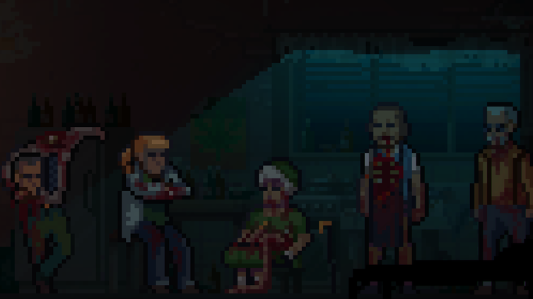 The Long Reach Screenshot 2