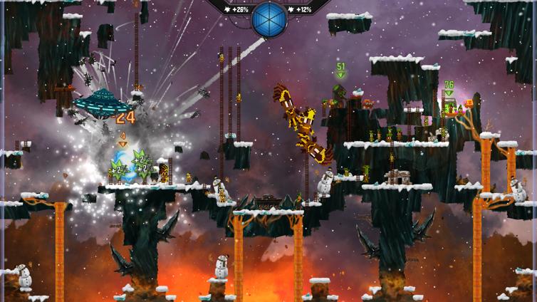 Mayan Death Robots: Arena Screenshot 4