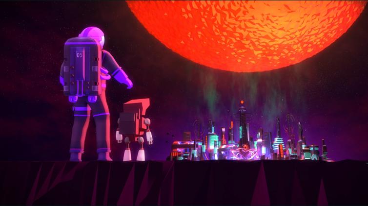 Planet of the Eyes Screenshot 3