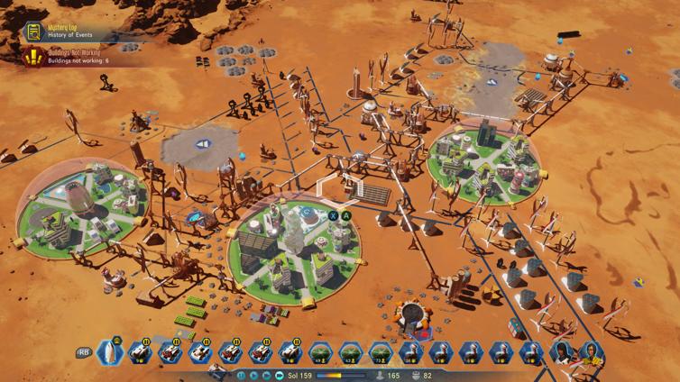 Surviving Mars Screenshot 1