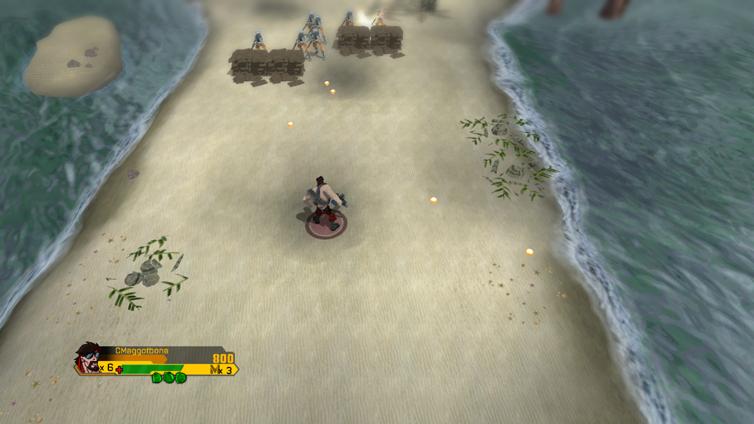 Wolf of the Battlefield: Commando 3 Screenshot 3