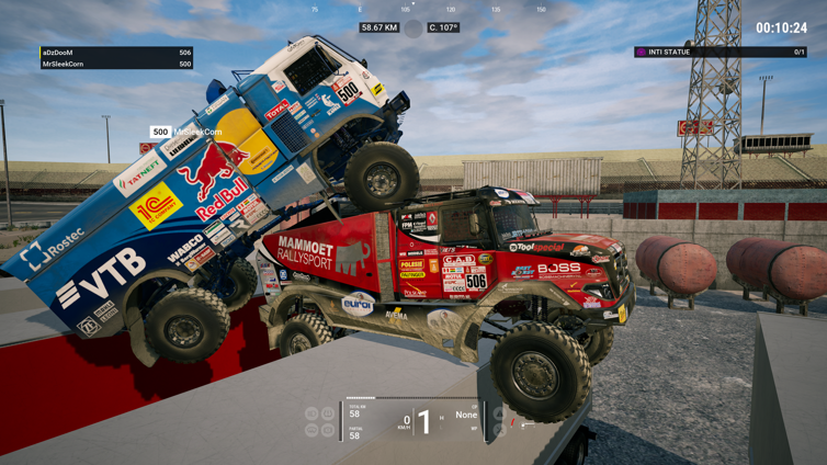 DAKAR 18 Screenshot 2