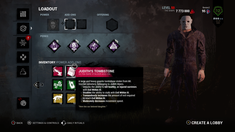 dead by daylight trophy guide and roadmap