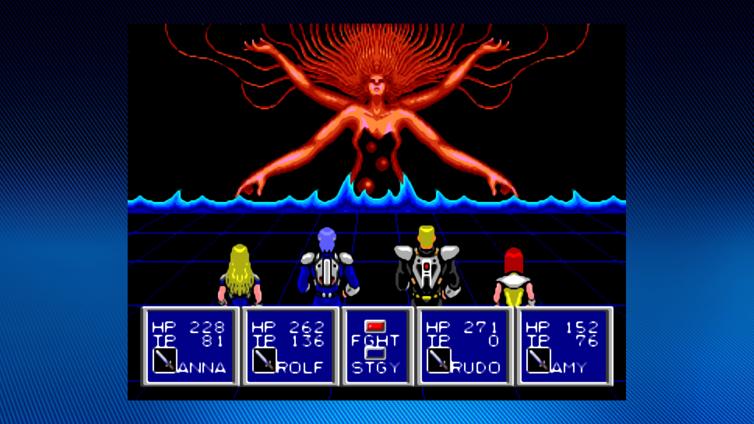 Phantasy Star II Screenshot 4