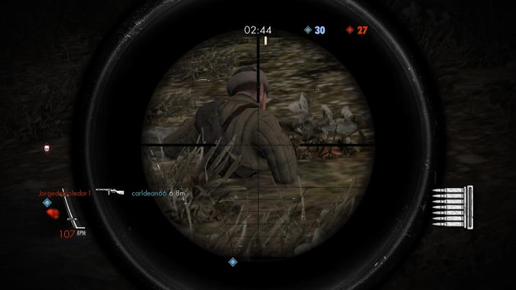Sniper Elite V2 Screenshot 2