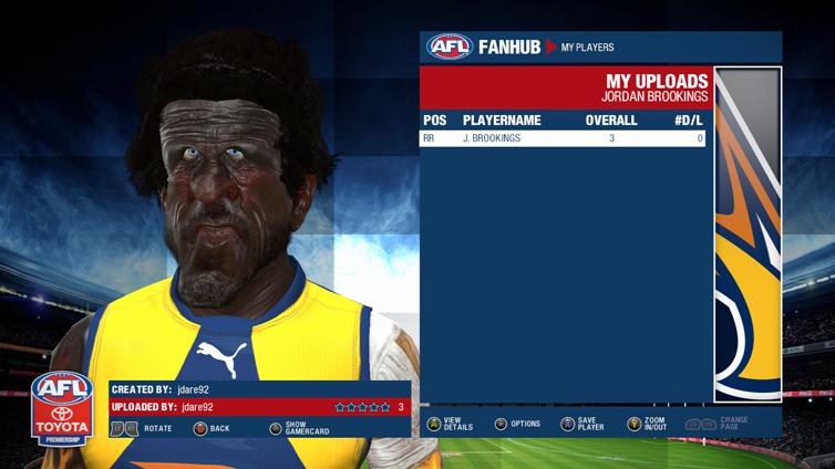 AFL Evolution Screenshot 1