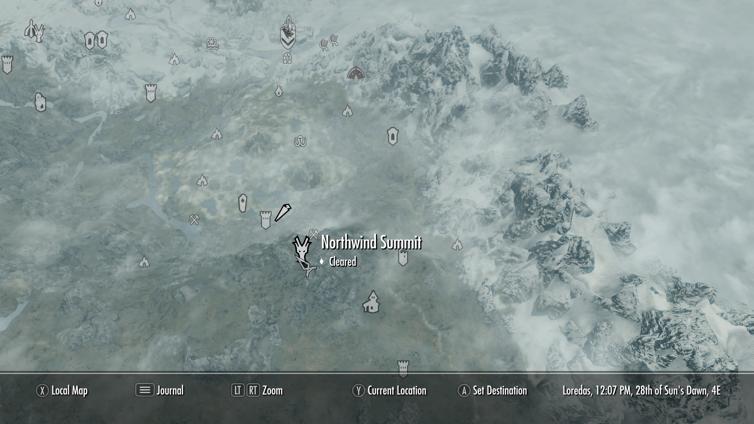 Dragon Hunter Achievement in The Elder Scrolls V: Skyrim ...