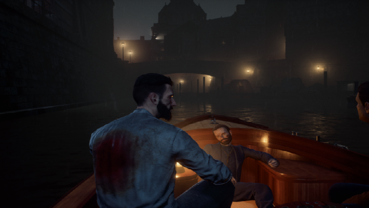 Vampyr (Win 10) Screenshot 1