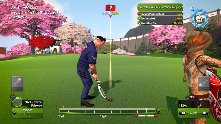 Powerstar Golf Screenshot 3