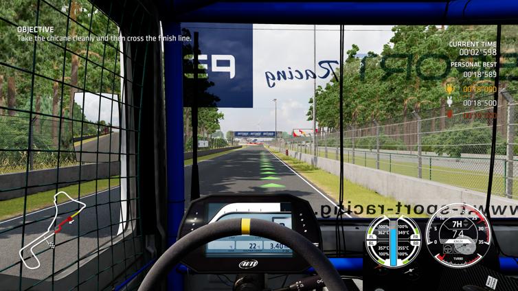 FIA European Truck Racing Championship Screenshot 1