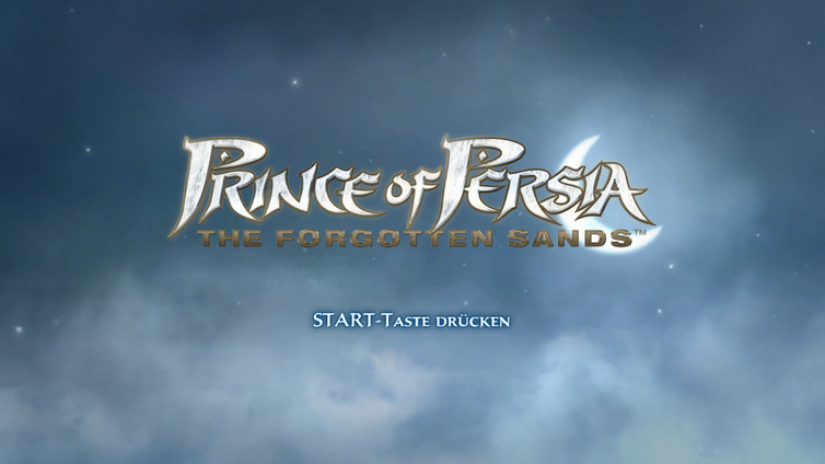 Prince of Persia: The Forgotten Sands Screenshot 1